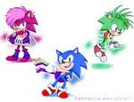 We're the Sonic Underground