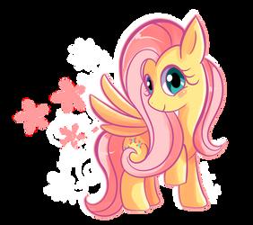 Fluttershy by Ipun
