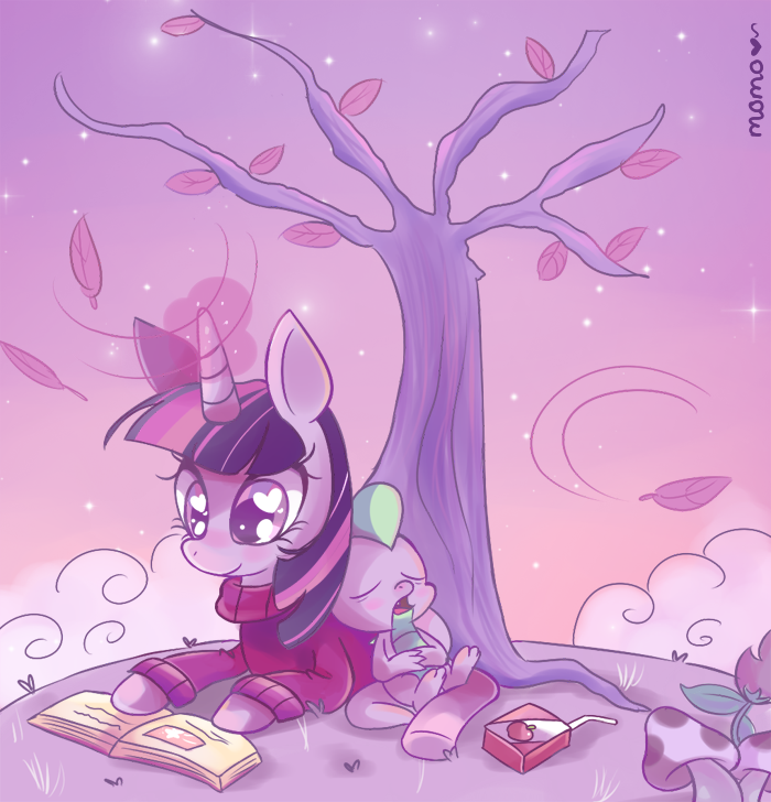 Fall Magic by Fumuu