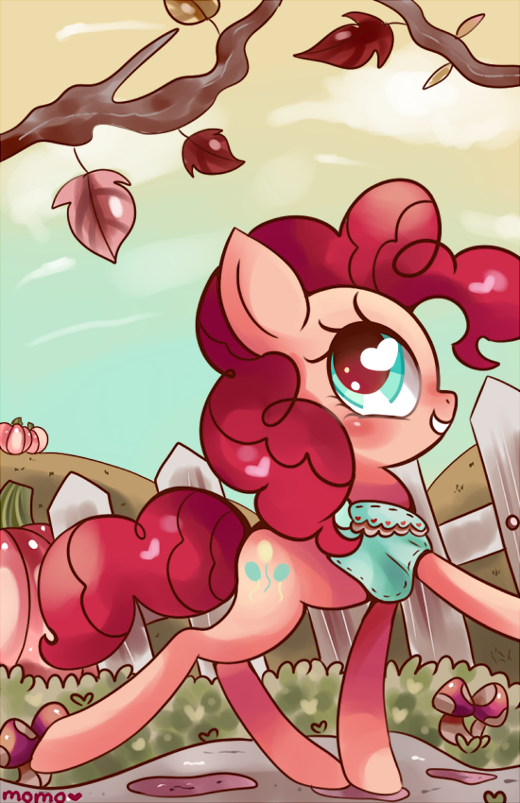 Fall walk of happiness by Ipun