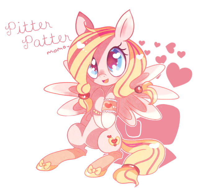 Pitter Patter by Ipun
