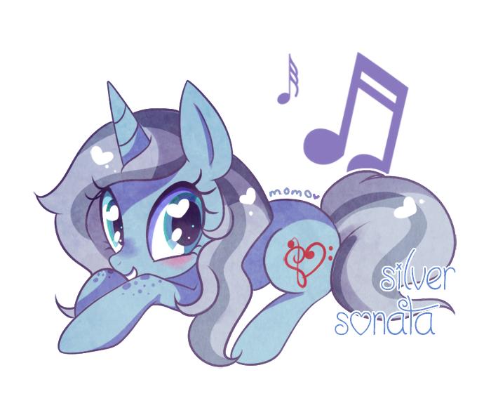 Silver Sonata by Ipun