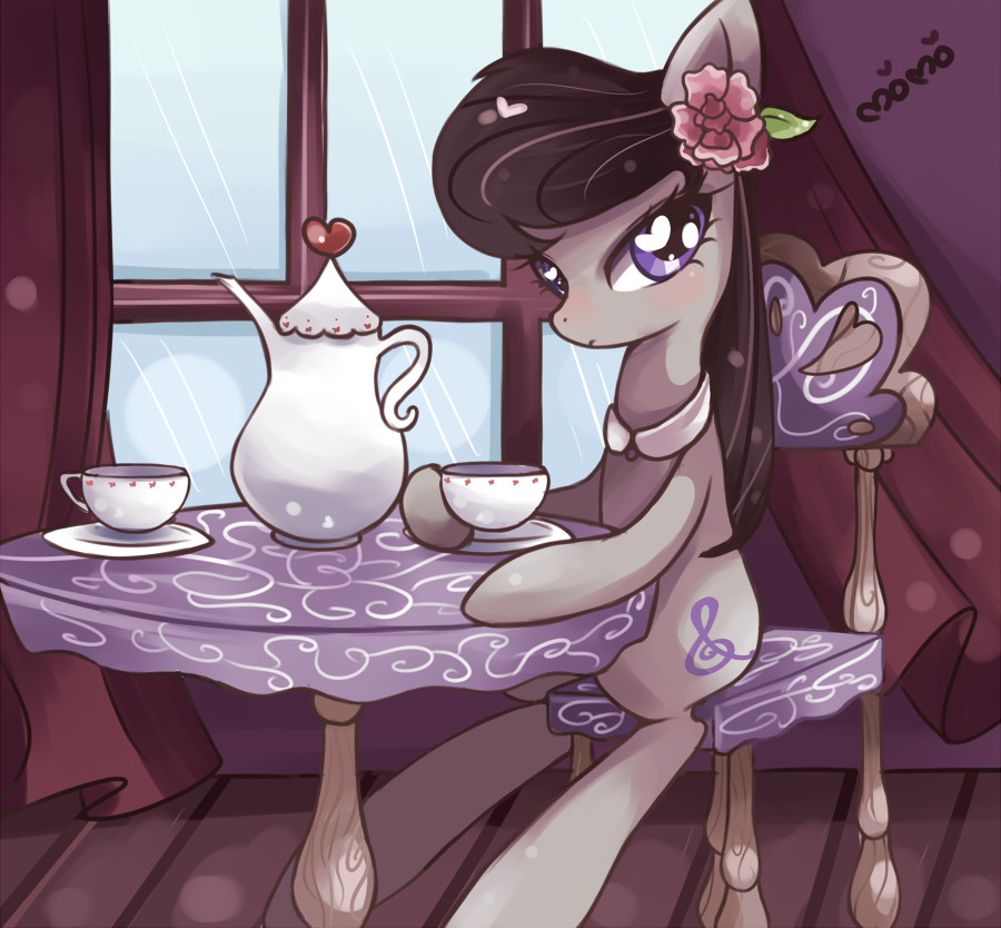 It's Tea Time by Fumuu