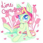 .:Lime Gumdrop:.