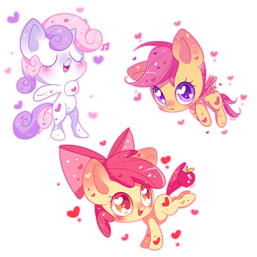 Cutie Mark Crusaders MLC