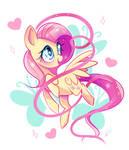 Fluttershy: Pretty in Ribbons