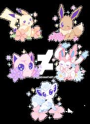 .:PikaPika Flower Pokemon:.