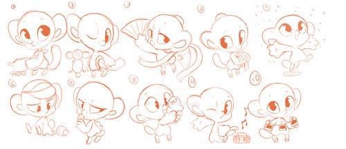 Cutie Bean YCH Part 1.:OPEN:.