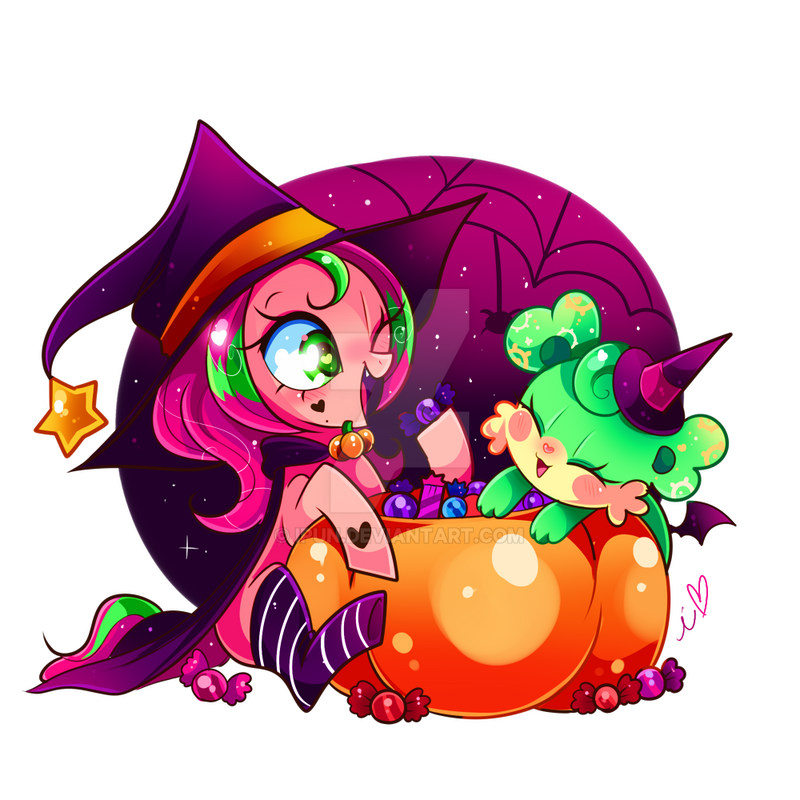 RDC: Candy Witchy