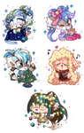 Christmas MLC Batch 1