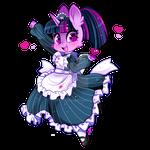 MLP Maid Series:/ Twilight Sparkle