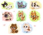 Little Pet Cuties