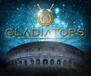 Gladiators by jlampley