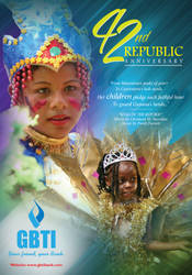 GBTI 42nd Republic Anniversary Ad by jlampley