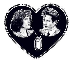Spooky Valentine  by andresarte