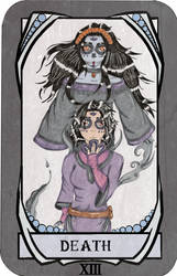 Tarot Series: Death