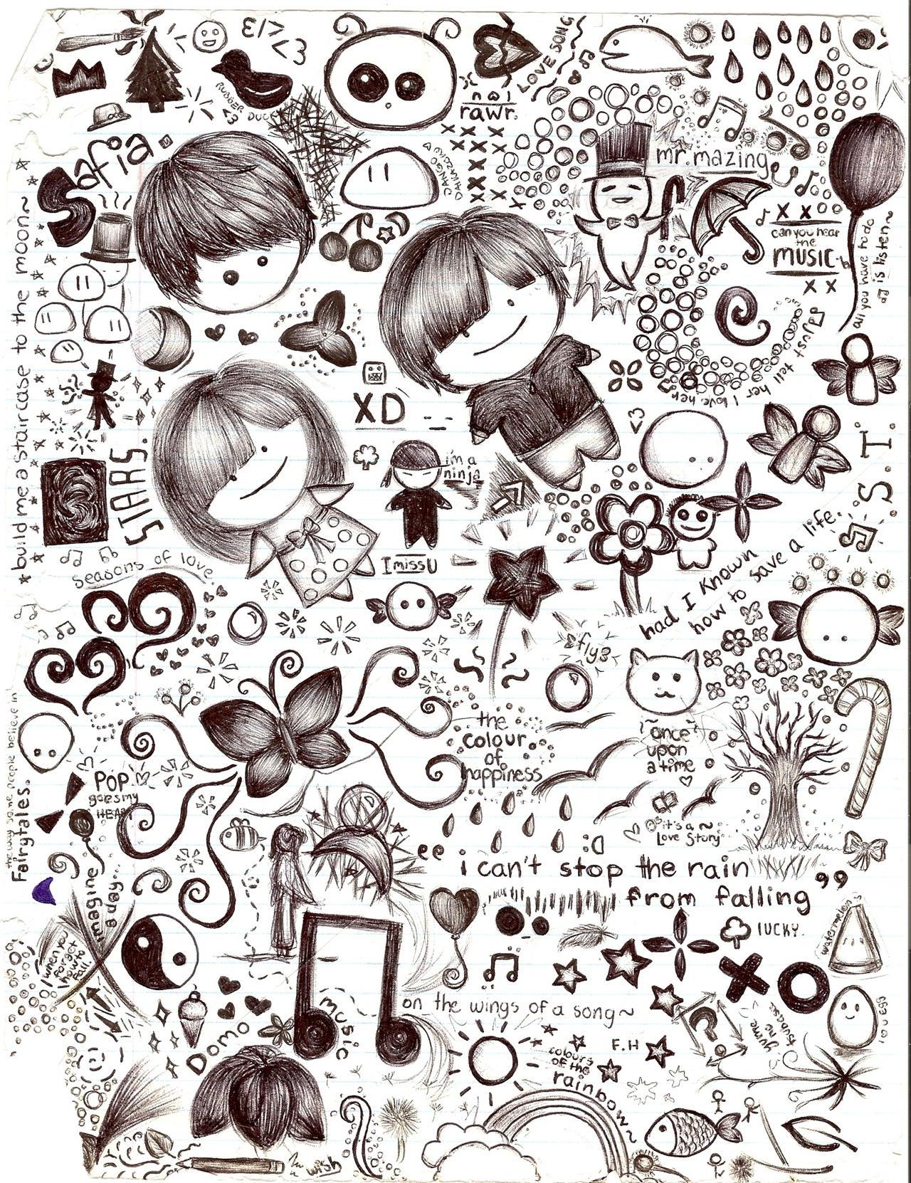 easy doodle art - photo #25