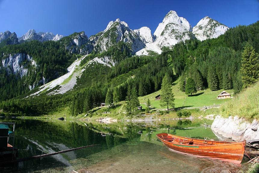 Austrian Alps by tritol ...