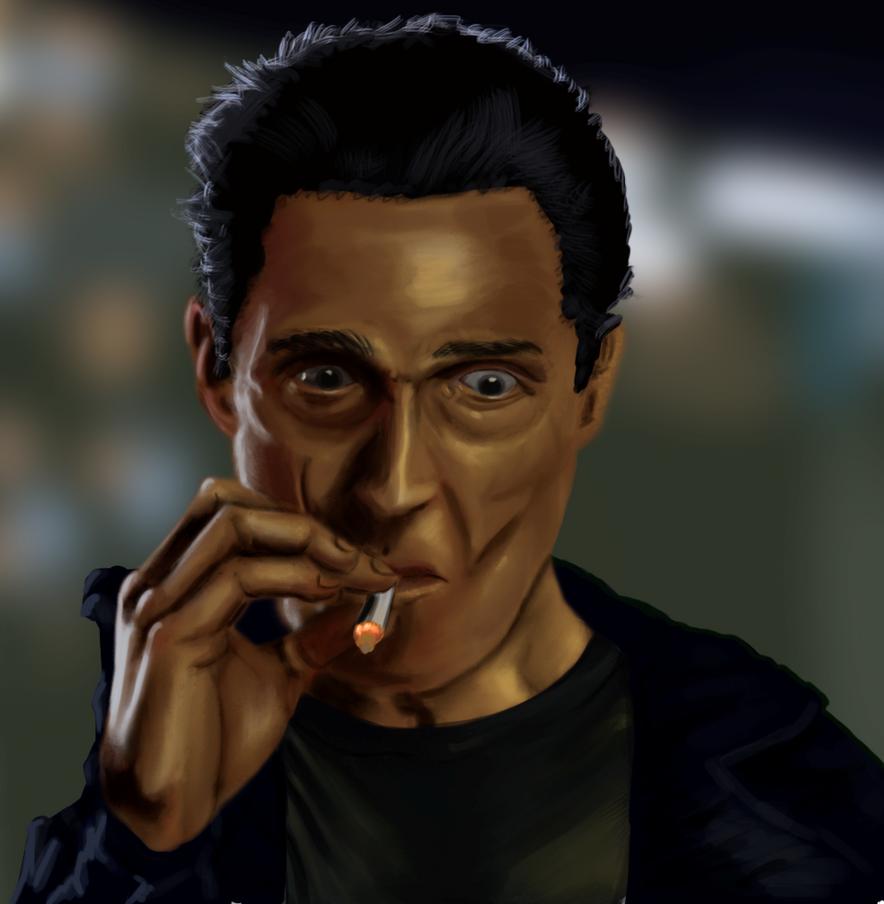 True Detective by bottlebrutha