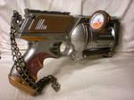 Steampunk Gun -nerf mod-