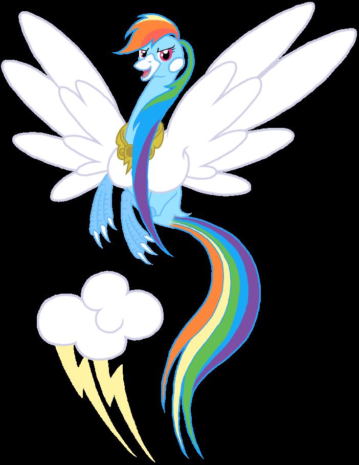 Box 00 334 Rainbow Dash by Kuruttra