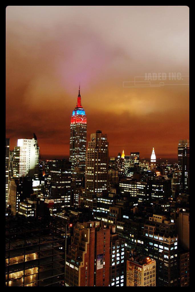 Manhattan by Jadedinc