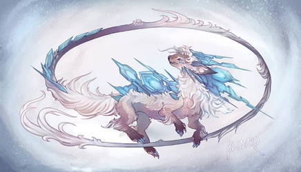 Aetherlings: Blizzard [closed]
