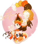 Mogiween Day 7: Sugary Goodness