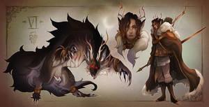 VI. Daimon of the Hunter's Moon