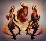 XI. Daimon of the Fading Flame