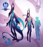 Lore Bonus Part I: Nebulon Terran Forms