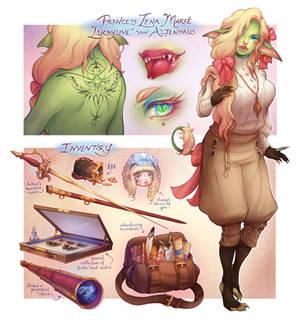 DnD: Goblin Princess Luckylove