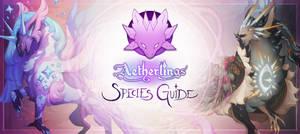 Aetherlings: Species Guide Released!!