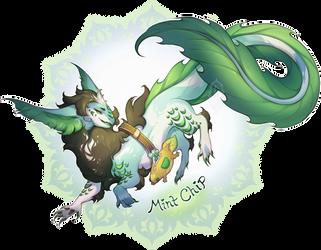 Aetherlings: Mint Chip Macaron! by Alkemistry