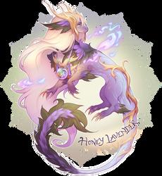 Aetherlings: Honey Lavender Macaron by Alkemistry