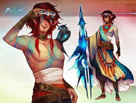 Anzai :: Zephyr Custom