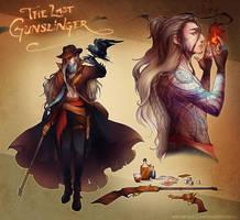 The Last Gunslinger :: Preclaim Design #3