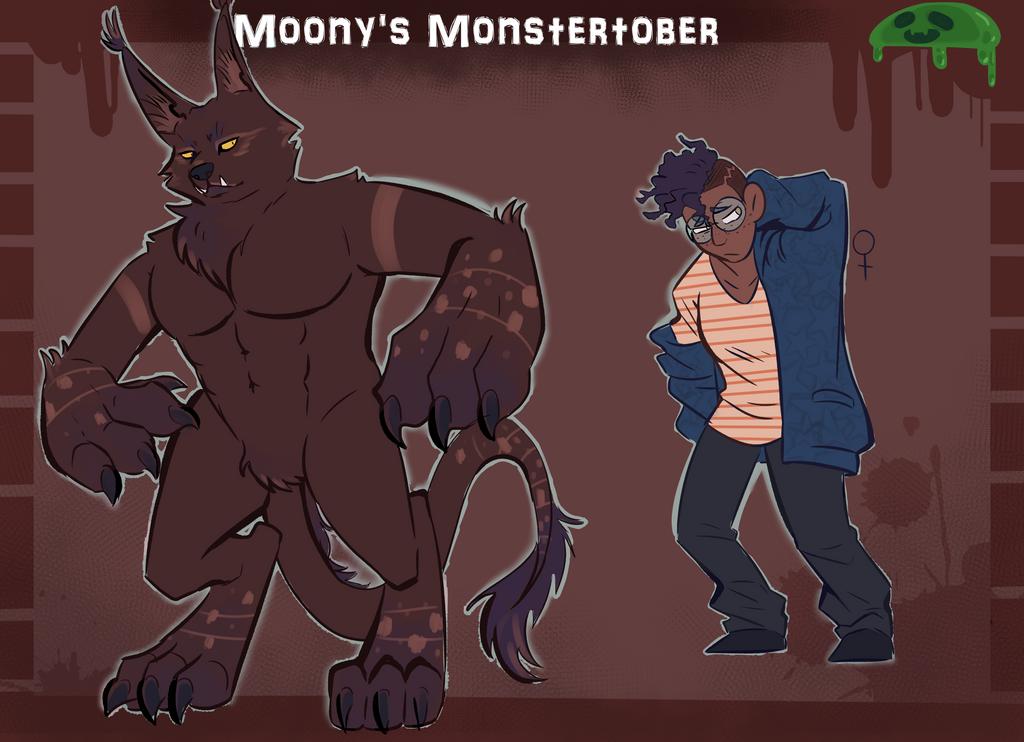 Werewolf by Lunar-Cowboy