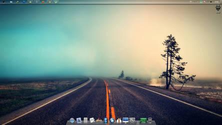 Lion X Mac for windows 7 by SirdubbleB