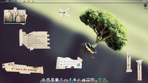 Rainmeter on Lion X for seven by SirdubbleB