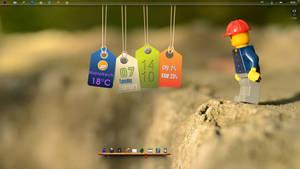 Lego Worker by SirdubbleB