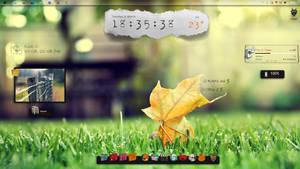 Leaf by SirdubbleB