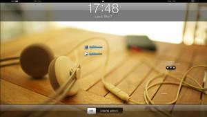 iPad Blur