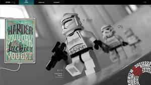 Star Wars Again by SirdubbleB
