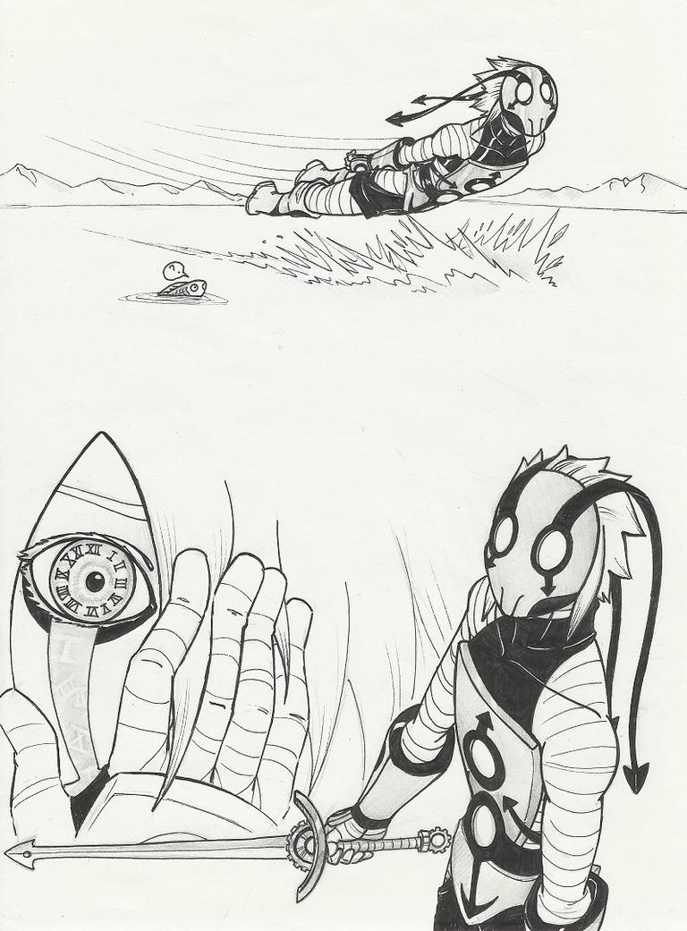 comment dessiner un wakfu