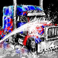 Oekaki: Car Wash by drifting-willow