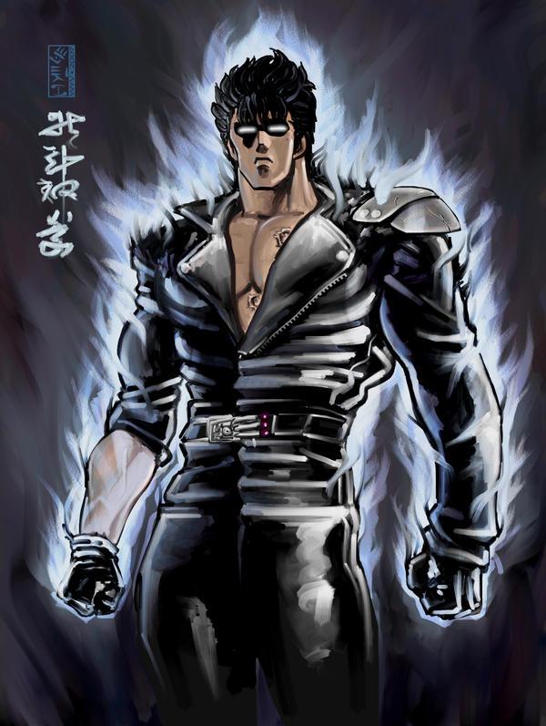 Kenshiro wyv by wyv1