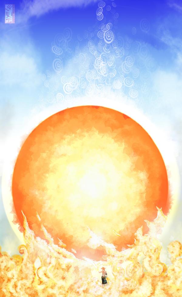 --Fireball-- by yvanquinet