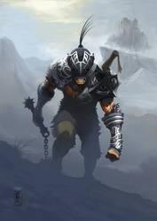 -- Mercenary -- by yvanquinet