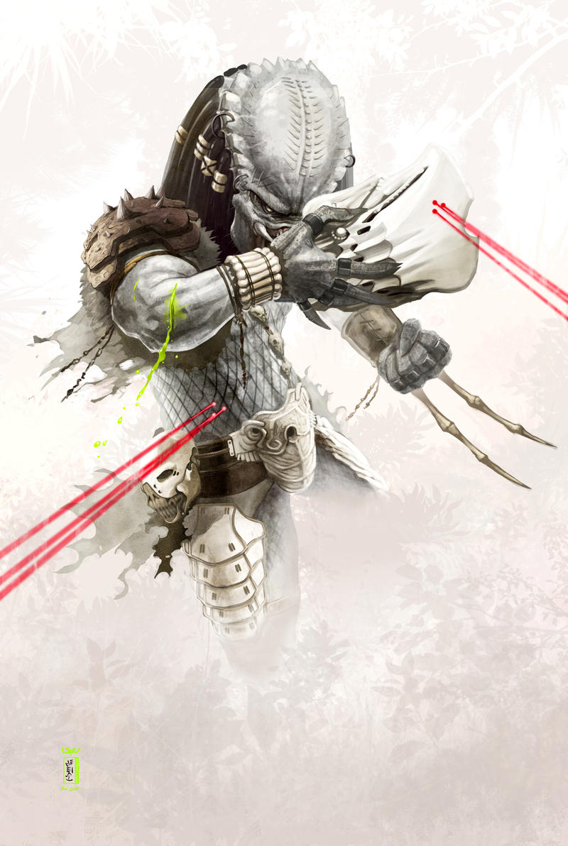 -- Savage Predator -- by wyv1